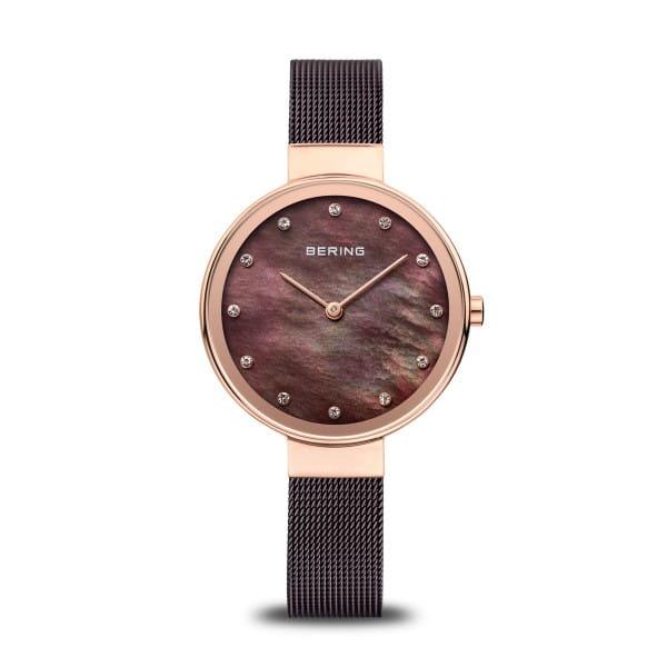 Classic | poleret rosaguld | 12034-265