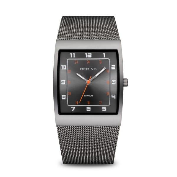 Titanium | børstet grå | 11233-077