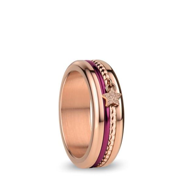 Anniversary | poleret rosé guld | 526-ANNIV20RP-X3
