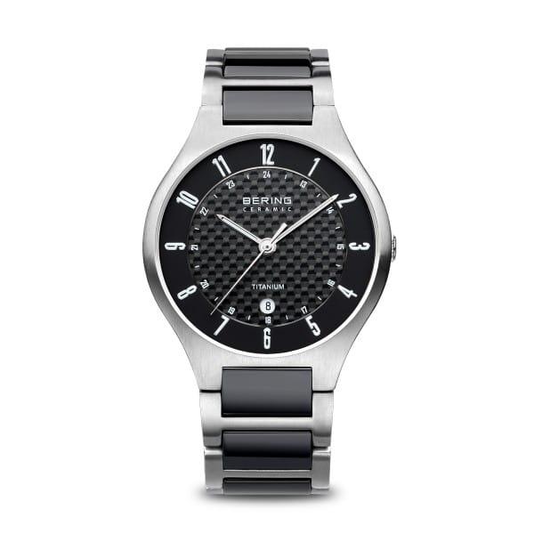 Titanium | børstet sølv | 11739-702