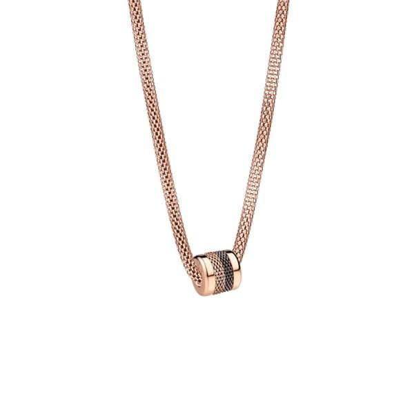 Sale | poleret rosé guld | CharmSet-13